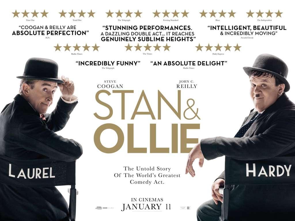 Χοντρός Και Λιγνός (Stan & Ollie) Wallpaper