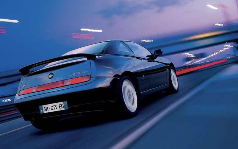 1993 Alfa Romeo GTV Type 916