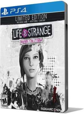 [PS4] Life is Strange: Before the Storm - Stagione completa (2017) - SUB ITA