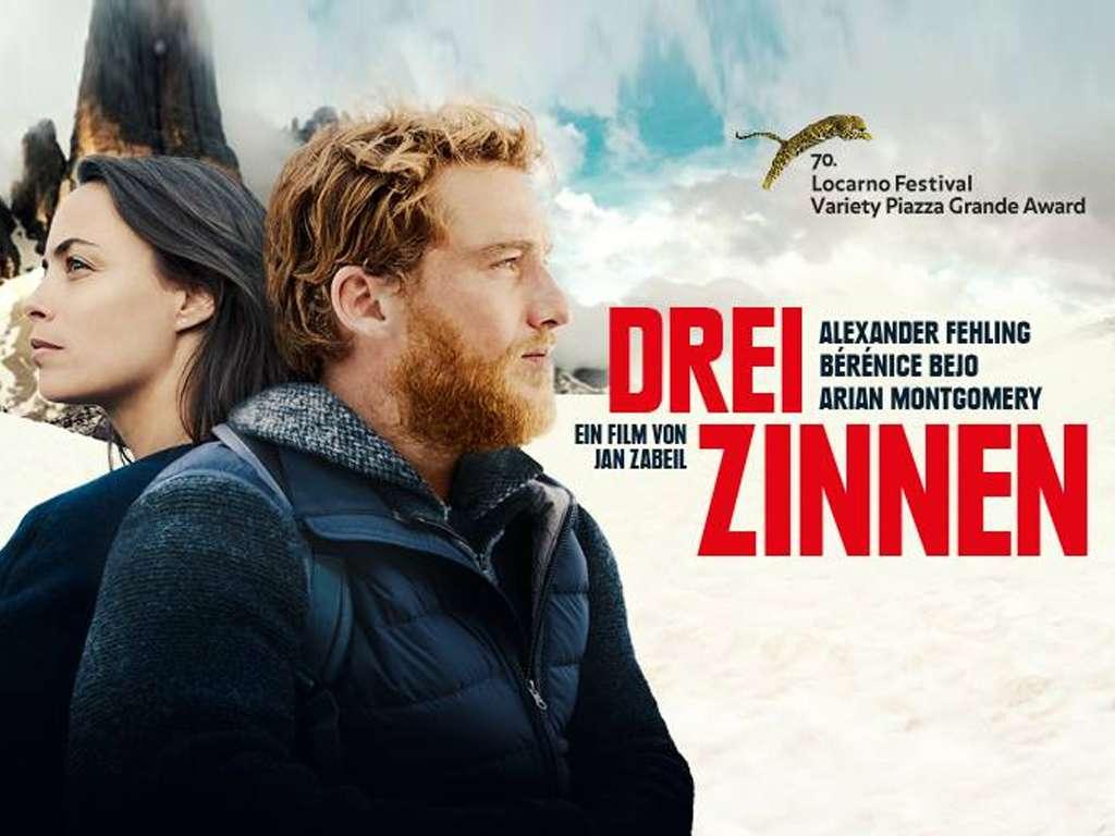 Στις Τρεις Κορυφές (Drei Zinnen) Poster Πόστερ Wallpaper