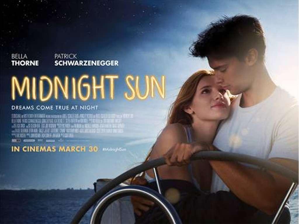 Ο Ήλιος του Μεσονυχτίου (Midnight Sun) Quad Poster Πόστερ