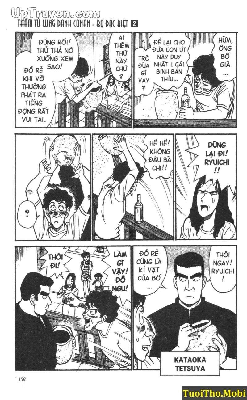 đọc truyện Conan bộ đặc biệt chap 17 trang 4