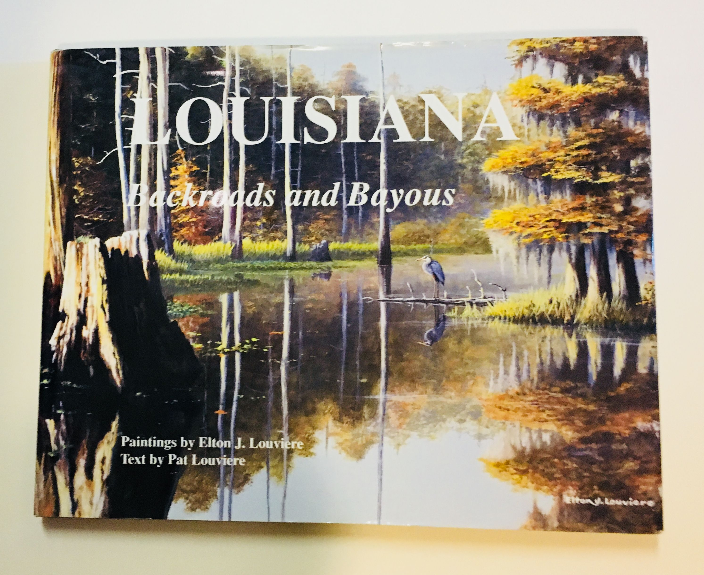 Images of Louisiana, Louviere, Elton J