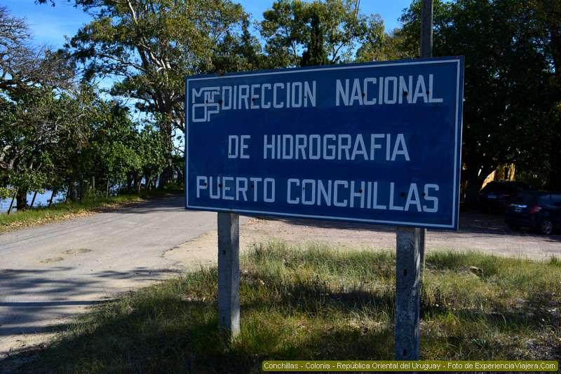 conchillas uruguay