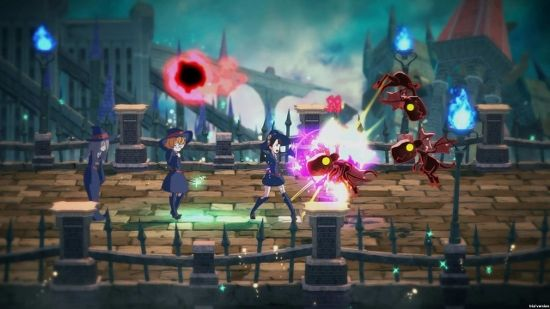 [PC] Little Witch Academia: Chamber of Time (2018) - SUB ITA