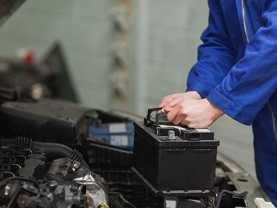 Battery Replacement Special Volvo Service Parts Coupon