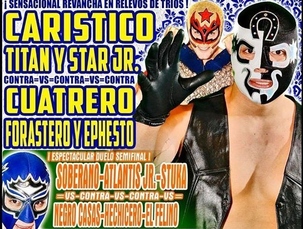 Lucha Libre CMLL desde la Arena Puebla en Vivo – Lunes 9 de Diciembre del 2019