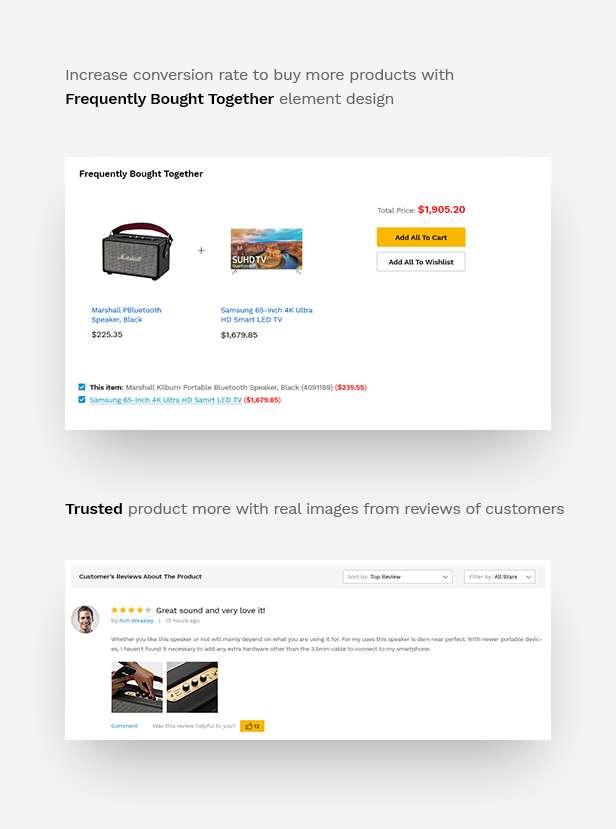 MartFury | Multi-Vendor & Marketplace eCommerce PSD Template - 13