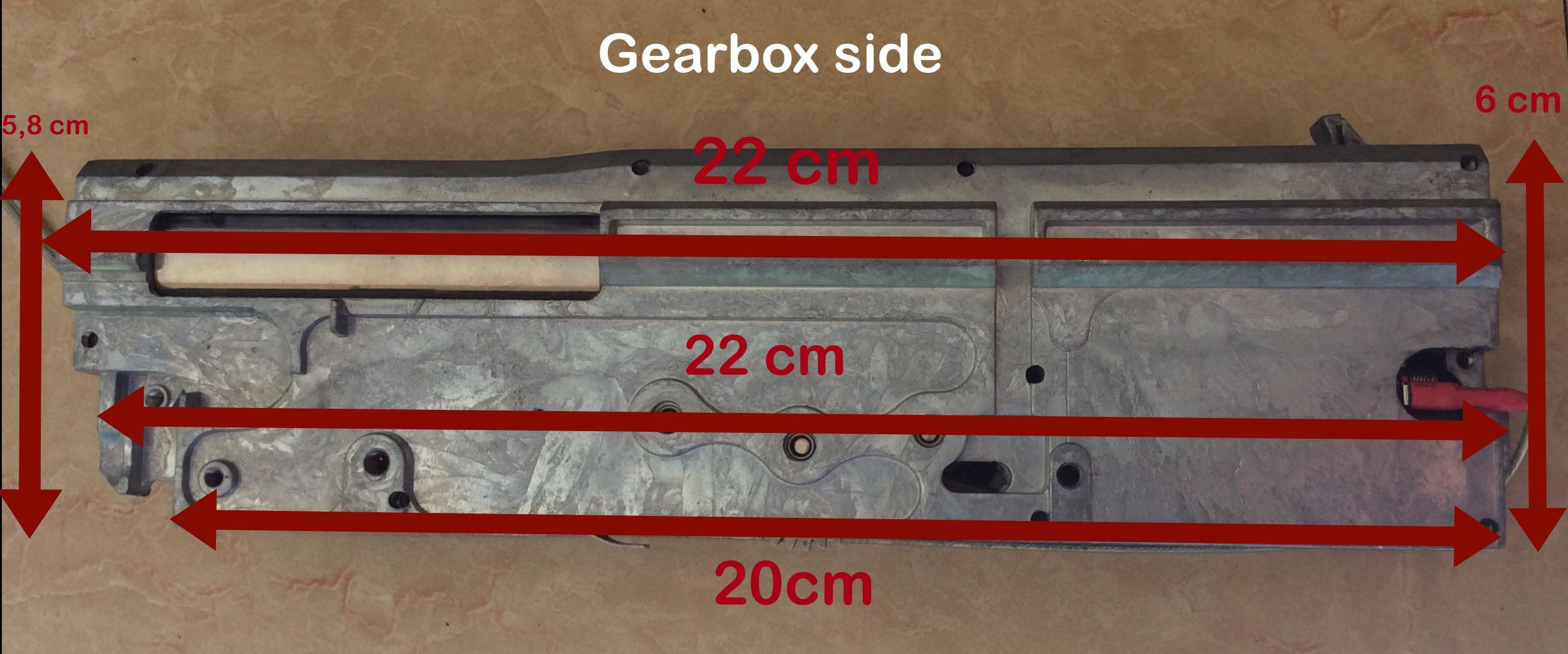 Matrix (S&T/AGM) MG42 - In-depth Look / Upgrade Blog - Page