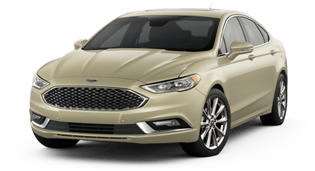 Ford Fusion Platinum FWD Lease Deal