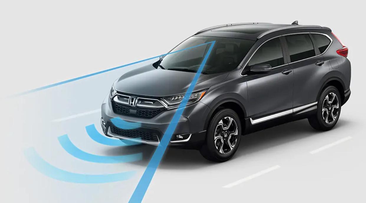 2019 Honda Sensing Safety CR-V