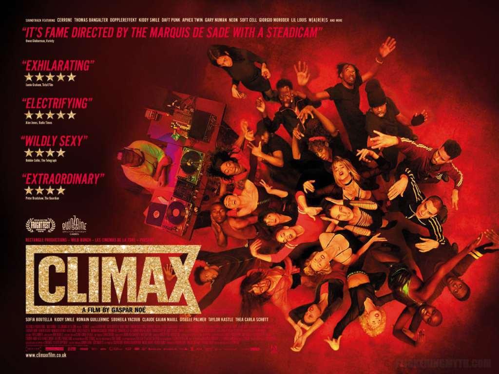 Climax Poster Πόστερ Wallpaper