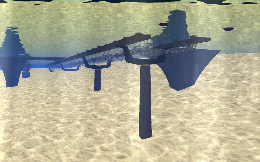 My Projects - CSO's I Have Imported, CFR and CTR CSO's - In-Game Water Ride Station Base And Supports, C, Image 18