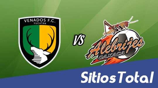 Venados FC vs Alebrijes de Oaxaca en Vivo – J7 Clausura 2016 – Viernes 19 de Febrero del 2016