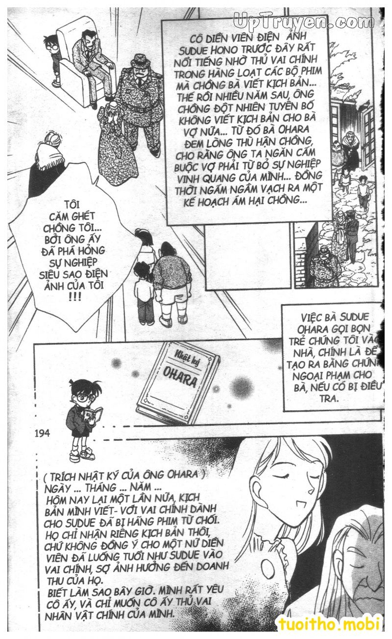 đọc truyện Conan bộ đặc biệt chap 27 trang 21