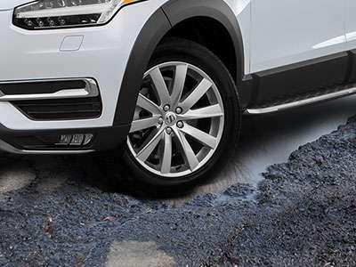 Pothole Special Volvo Service Parts Coupon