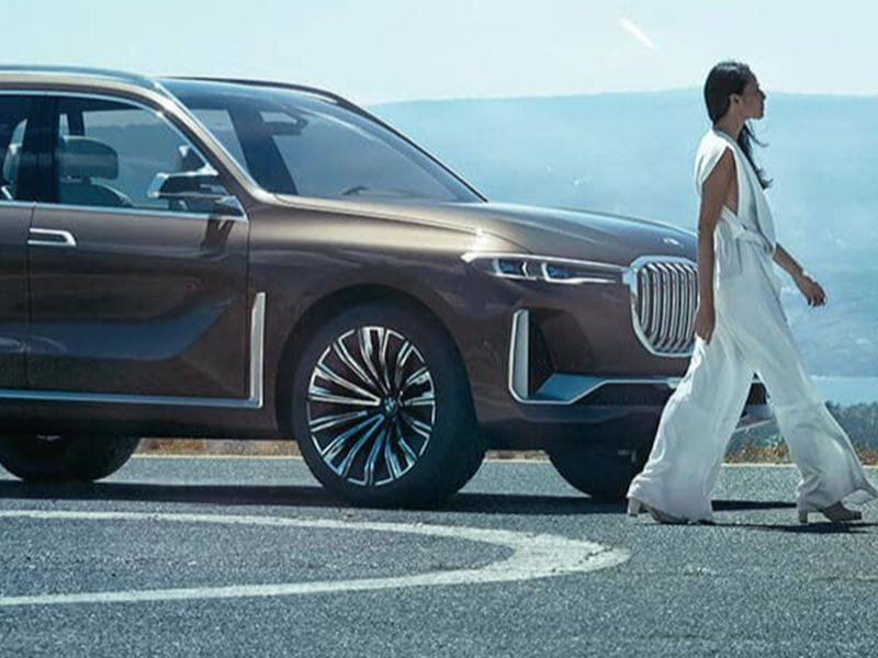 2019 BMW X7 Concept Styling