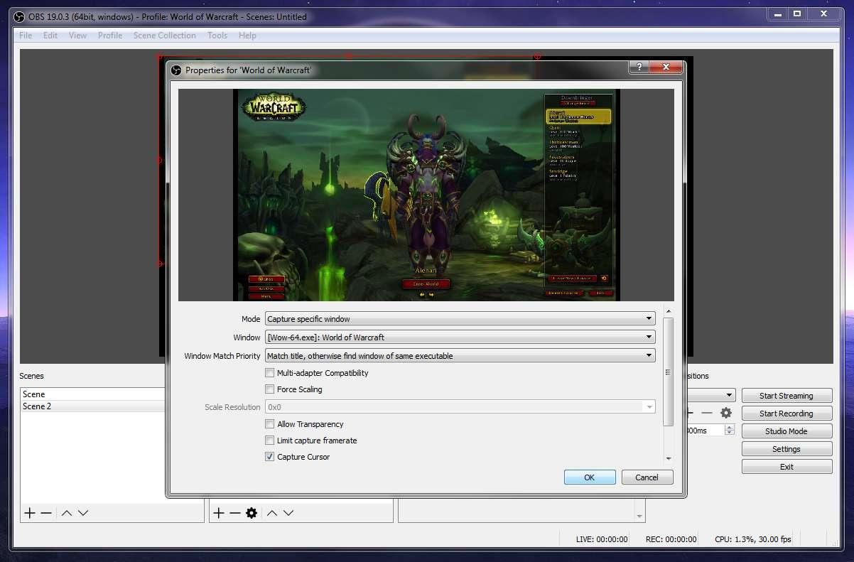 World of Warcraft - OBS/Livesplit Quickstart Guide - by