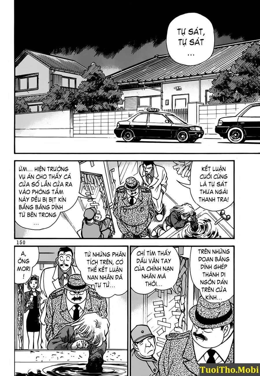 conan chương 199 trang 1