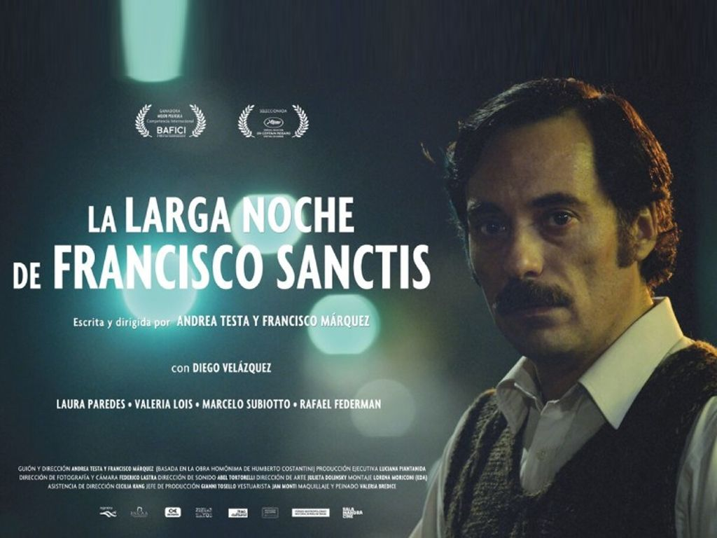 Η Μεγάλη Νύχτα του Φρανσίσκο Σάνκτις (La larga noche de Francisco Sanctis) Poster Πόστερ Wallpaper