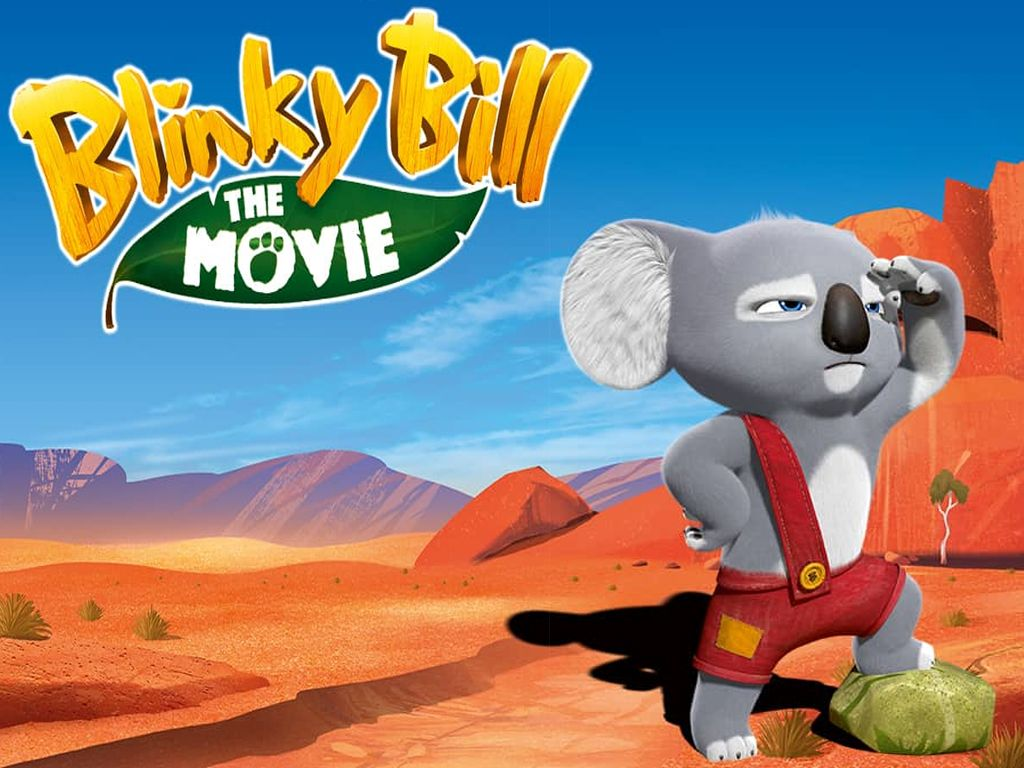 To Aπίθανο Κοάλα  (Blinky Bill the movie) Movie