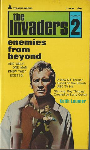 Enemies From Beyond :Invaders 2, Laumer, Keith, and Cohen, Larry