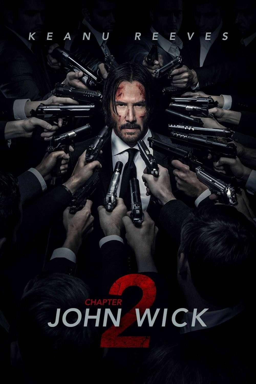 Poster John Wick Chapter 2 2017 English 700MB HD Movie