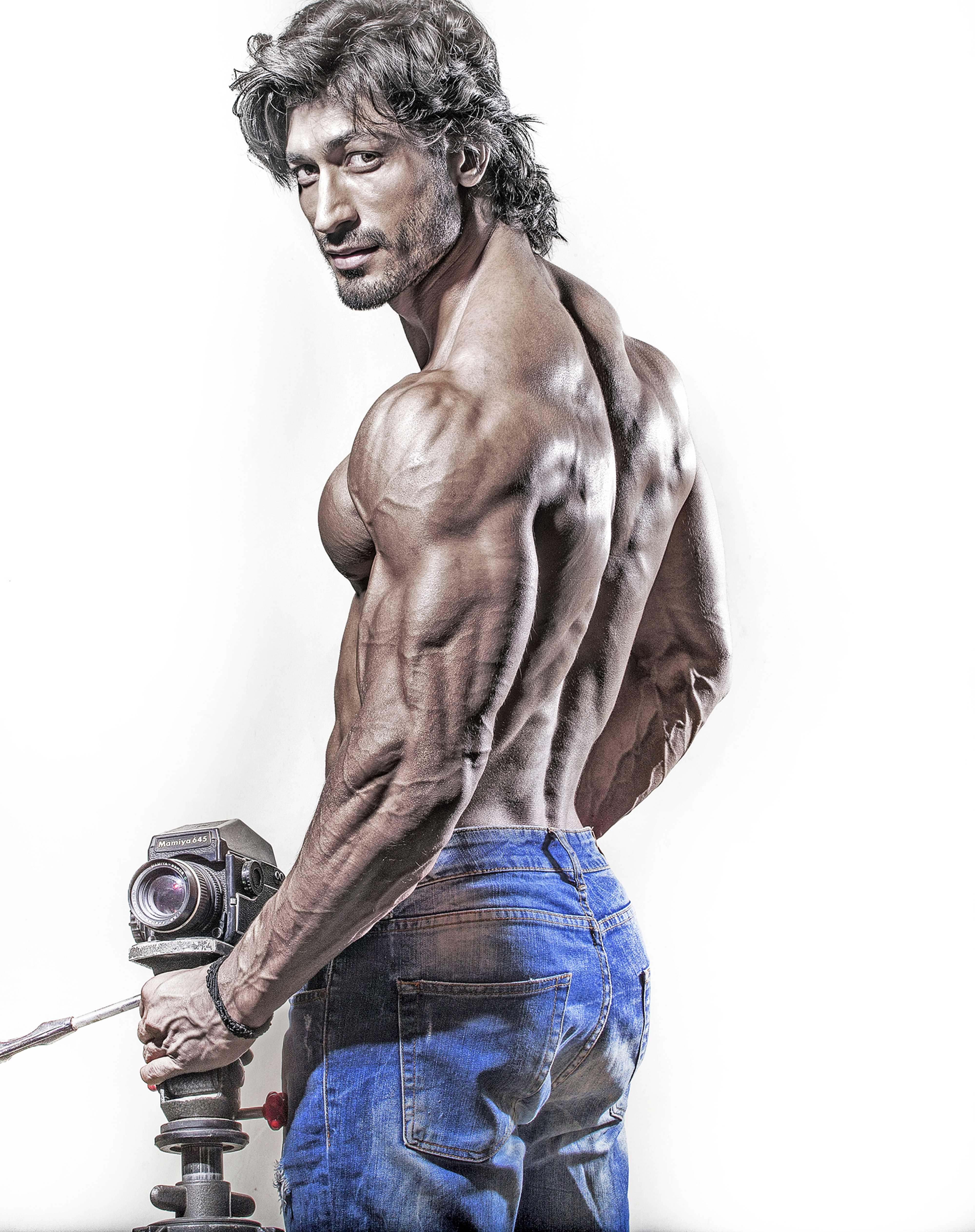 Demolition Man Vidyut Jammwal debunks 4 fitness myths you thought