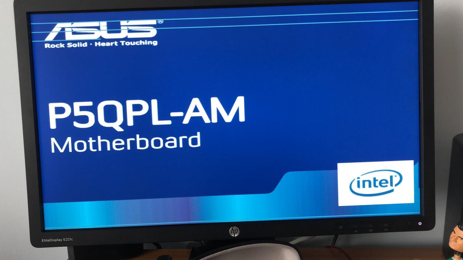 Help with Asus P5QPL-AM | Tom's Hardware Forum