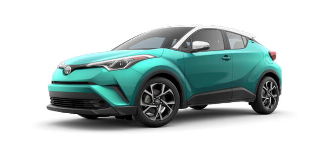 Toyota C-HR at Beechmont Toyota