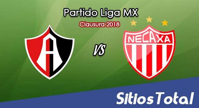 Atlas vs Necaxa en Vivo – Liga MX – Martes 13 de Febrero del 2018