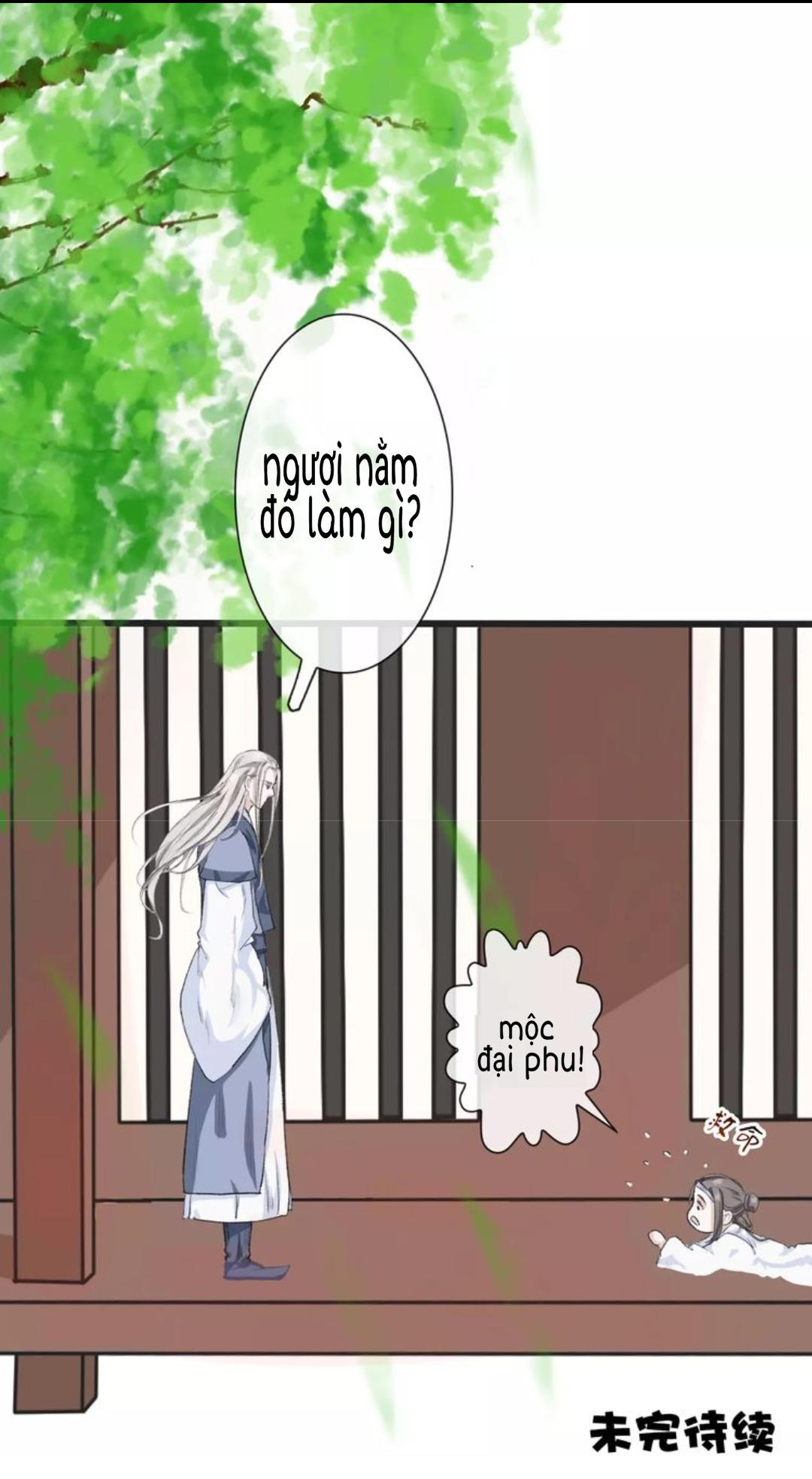 Hạnh Lâm Phương Hoa – Chap 6