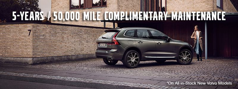 Why Choose a New Volvo at Volvo Cars Cincinnati East