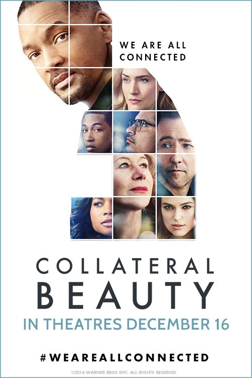 Poster Collateral Beauty 2016 HD English Movie 720P 900MB