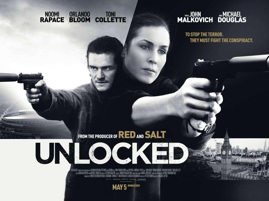 Συνωμοσία (Unlocked) Poster Πόστερ