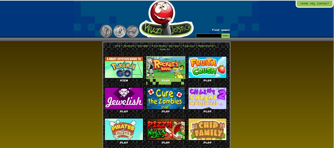 Ads by Krazy Joystick Games