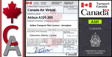 Airbus A321-200 Certification Flight
