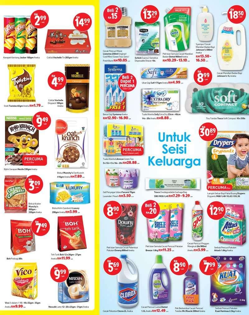 Tesco Malaysia Weekly Catalogue (2 February 2017 - 8 February 2017)