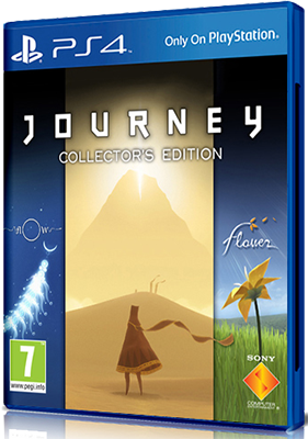 [PS4] Journey - Collector's Edition (2015) - SUB ITA