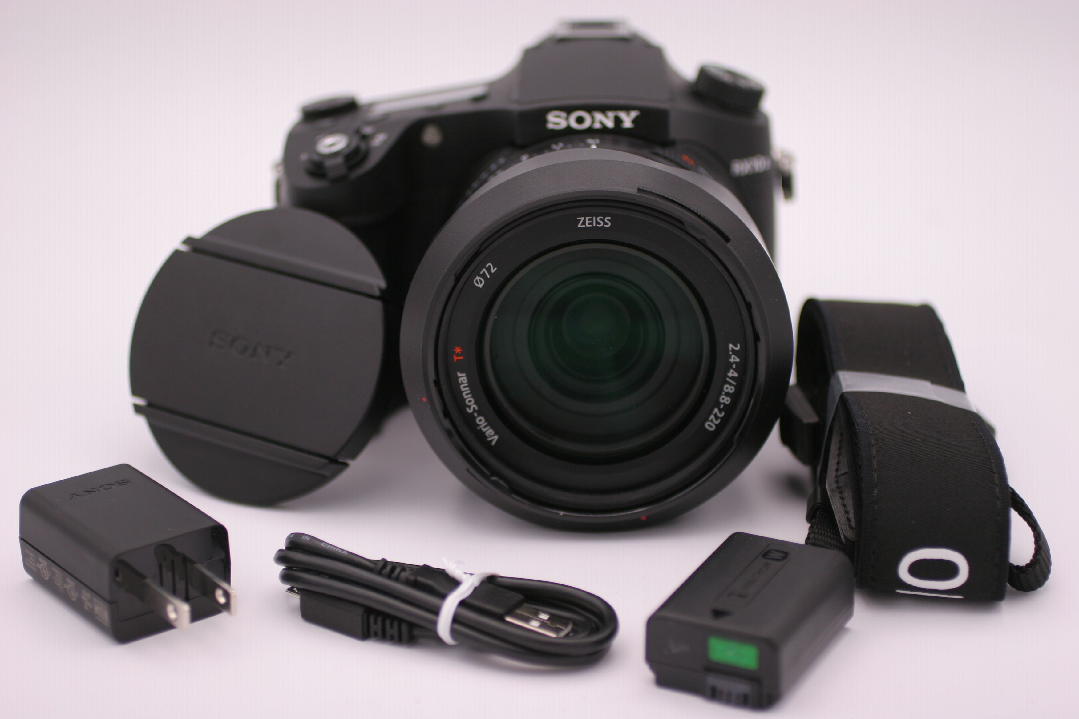 Details about Sony Cyber-shot DSC-RX10M3 RX10 III 20 1MP Digital Camera -  Black