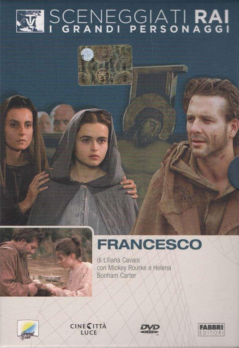 Sceneggiati RAI - Francesco (1989) .avi DVDRip Ac3 ITA