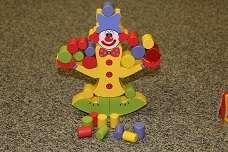 Coocoo the Rocking Clown