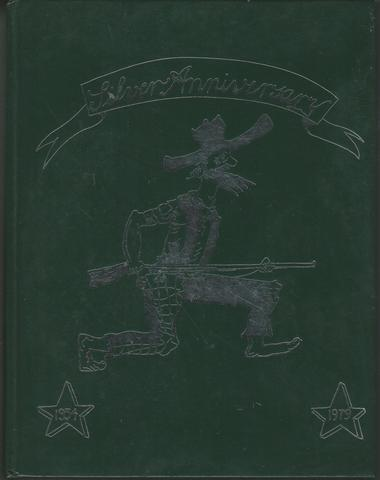 Silver Anniversary Wachusett Regional High School 1979 Yearbook Massachusetts, Class of 1979