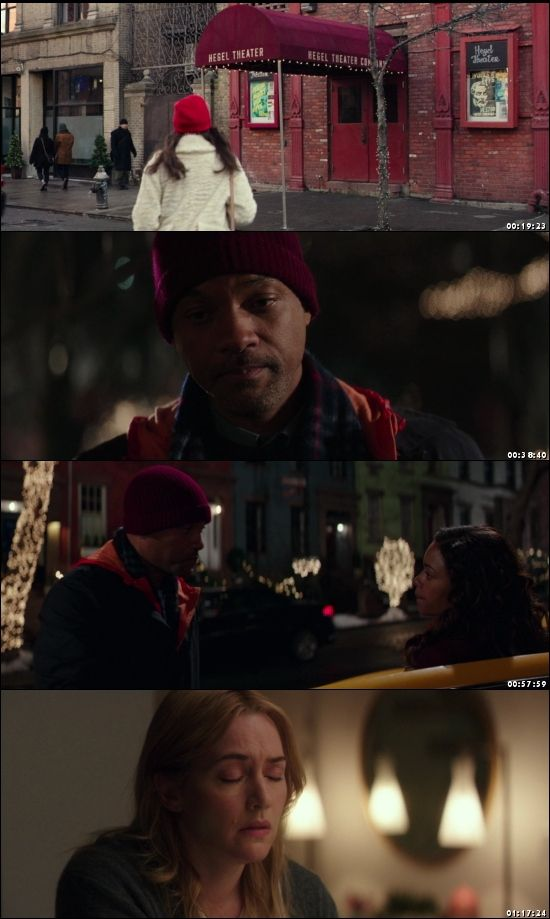 Screen Shots Collateral Beauty 2016 HD English Movie 720P 900MB