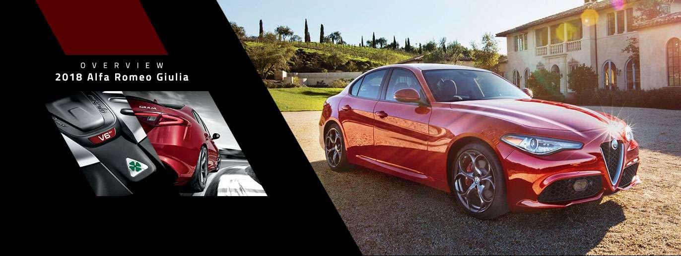 Alfa Romeo Giulia Model Review In Louisville KY Alfa Romeo - Alfa romeo model