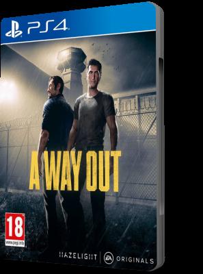 [PS4] A Way Out (2018) - SUB ITA