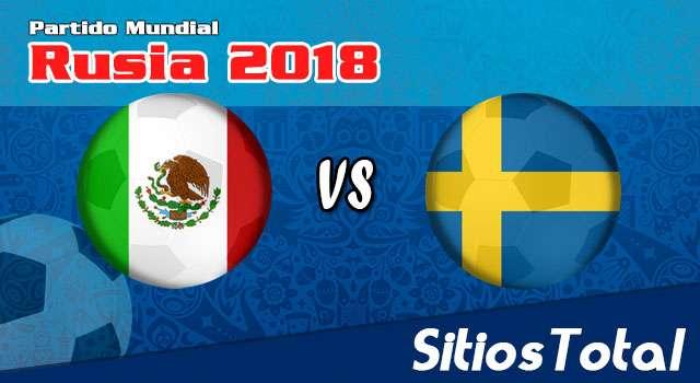 Ver México vs Suecia en Vivo – Mundial Rusia 2018