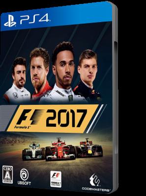 [PS4] F1 2017 (2017) - FULL ITA