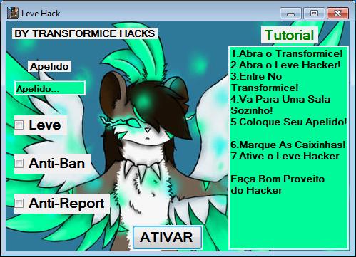Transformice Leve Hack + Anti-Ban TFM | GBCheats