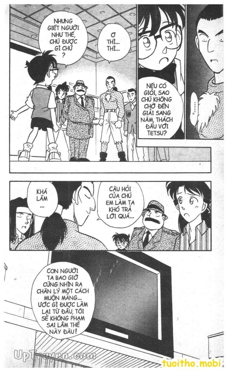đọc truyện Conan bộ đặc biệt chap 22 trang 14